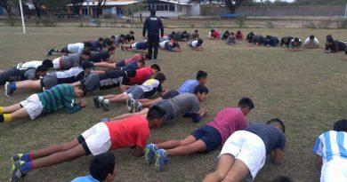El Centro de Formación de Rugby  y un trabajo que no tiene pausas