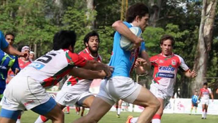 La selección de rugby empieza su  puesta a punto para el Argentino