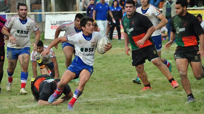 Un fin de semana con nutrida actividad para el rugby local