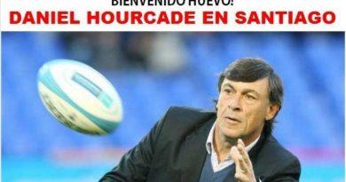 El entrenador de Los Pumas brindará una charla en Santiago