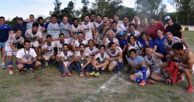 Old Lions venció a Santiago Rugby y se consagró campeón del Torneo Clausura