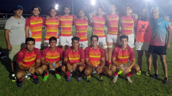 La preselección de rugby pone en marcha el objetivo Seven de la República