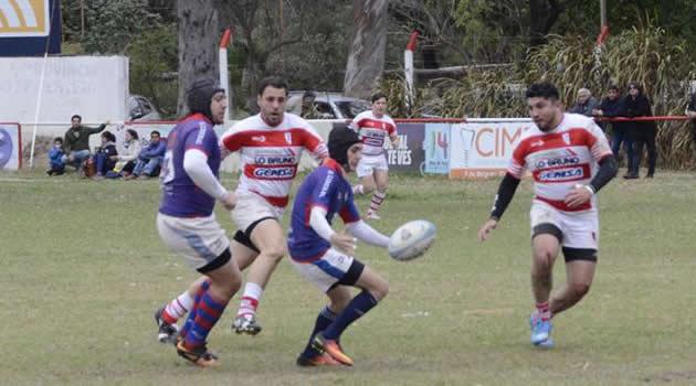 El Iniciación de rugby arranca este viernes con  los juveniles y el sabado con la Primera