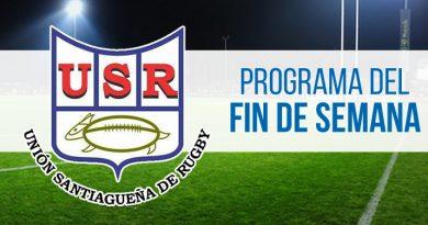 Fin de semana de definiciones en el rugby local y regional