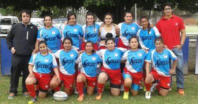 Inolvidable día para el Rugby Femenino de Santiago