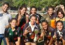 Santiago Rugby, brillante campeón  del circuito de Seven femenino