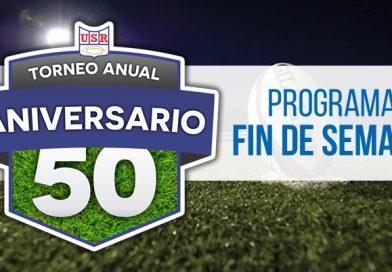 El rugby tendrá un súper sábado con partidos del Regional, Anual y juveniles