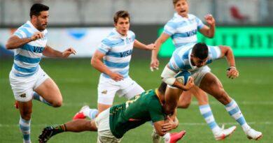 Los Pumas volvieron a sufrir el poderío de los Springboks