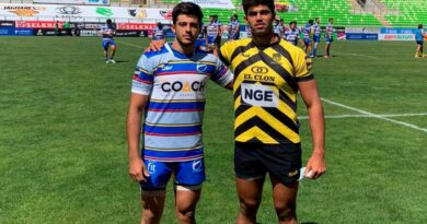 Cuando el rugby separó a dos hermanos para transformarlos en rivales en la cancha